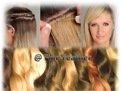 """20""""India Remy Hair Extension Weft DOUBLE DRAWN 50g Brown/blonde/black"""