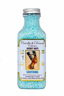 Hot Tub  Crystals Soothing (500g) aroma scents smelly crystals Bath salts