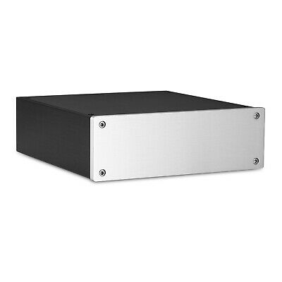 Douk Audio Aluminum Enclosure DAC Case Amplifier Chassis DIY Box House Cabinet