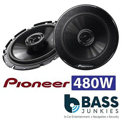 "CT25VX06 6.5/"" 230 Watts Coaxial Speakers Vauxhall Corsa 2005/> Pioneer TS-G1721"