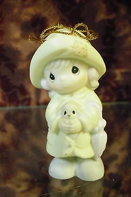 """Precious Moments #529974 """"An Event For All Seasons"""" 1993 Limited Ed. ORN.- NIB"""