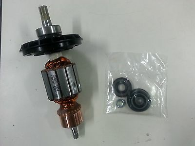 Bosch 1604010474 Genuine Parts Armature for Ggs6s Grinder 220v