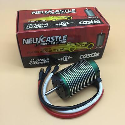 Castle Creations Neu-Castle 1512 1Y 1/8 Brushless Motor (2650kV) Free Shipping