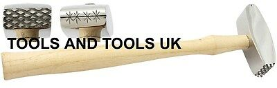 Quality Texturing Hammers Stars & Crosshatch Jewellery Crafts Metal Repousse
