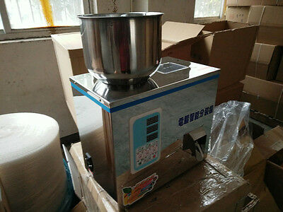 2-100g Small Dry Powder Particle Subpackage Device Weighing and Filling Machine