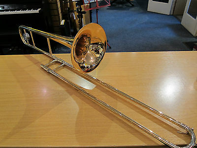 Conn 8H Bb Tenor Trombone - lacquer (ex-demo)