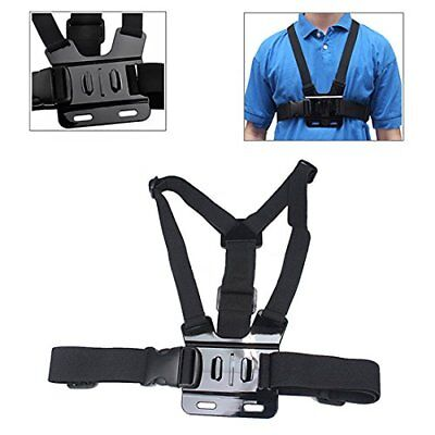 Adjustable Elastic Body Chest Harness Strap Belt Mount for GoPro Hero 2 3 3+ 4 5