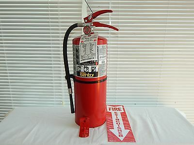 Fire Extinguisher - 10Lb ABC Dry Chemical  [SCRATCH&DENT]