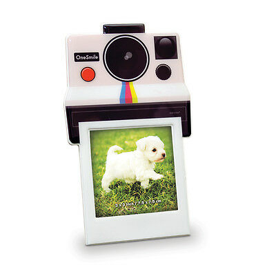 Instant Camera Photo Frame from Meninos. Cool Polaroid style, Fun Novelty Gift!