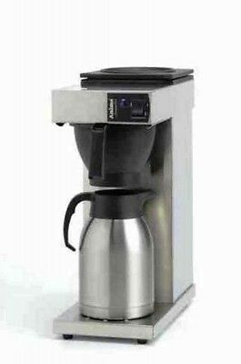 Animo Excelso T  Filter Kaffeemaschine, Thermoskanne 2 L, Karton Kaffee 80 x 60g