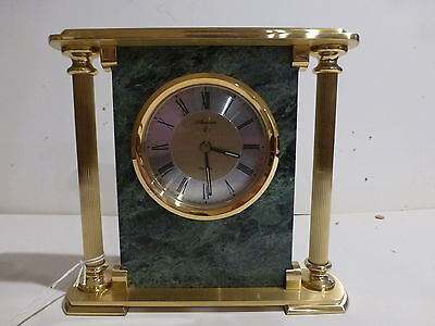 Ansonia Desk Clock- NEW IN THE BOX
