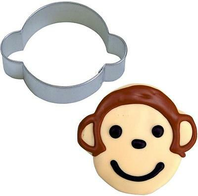 1 Monkey Face Cookie Cutter