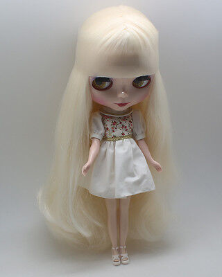 """12"""" Neo Nude  Long hair Blythe doll From Factory  JSW14008"""