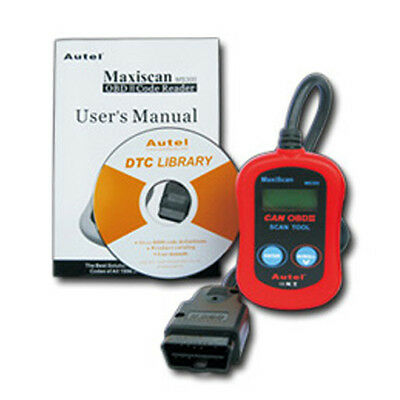 Autel MaxiScan Fault MS300 Car Van Diagnostic Scan Tool for OBDII Vehicles