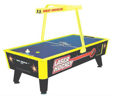 Great American Laser Air Hockey Home Game