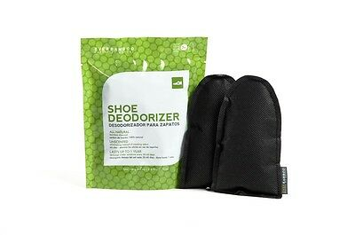 Moso Bamboo Charcoal Shoe Deodoriser (Pair) - by Ever Bamboo