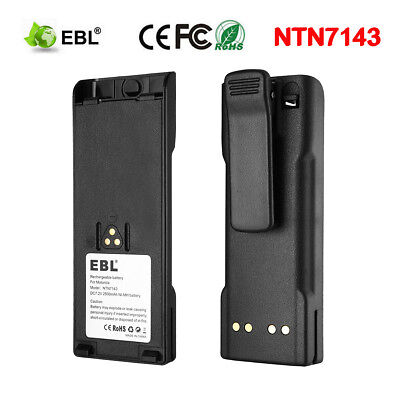2500mAh NTN7143 Ni-MH Battery Replace for MOTOROLA HT1000 MTS2000 MT2000 Radio