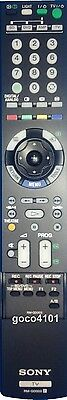 Original SONY TV Remote Control RM-GD003 now RM-GD008 KDL-52XBR KDL-46W3100 NEW