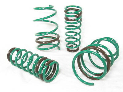 TEIN S.Tech Lowering Springs Kit 09-13 Toyota Corolla XRS 2.4L AZE141L NEW