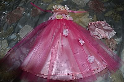 Gorgeous Hand Made Shirley Temple Comp. Doll Dress from The Little Princess
