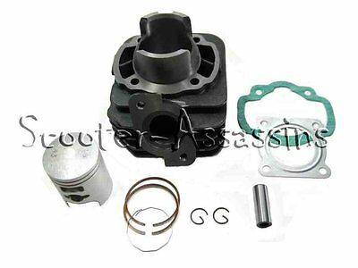 50cc STANDARD REPLACEMENT CYLINDER KIT for BOLWELL JOLIE 50, RETRO 50
