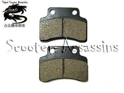 BRAKE PADS for ITALJET SX1 50 Scooter 09 Front VMP-04
