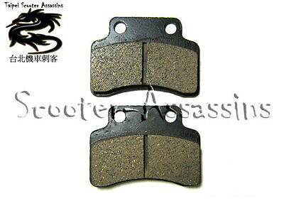 BRAKE DISC PADS for KEEWAY F-Act 50 07-10  F-Act 50 Evo 11 Front VMP-04