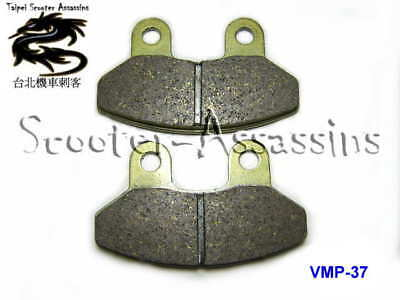BRAKE PADS for SYM Joyride 125/200,RS 150 Front  VMP-37