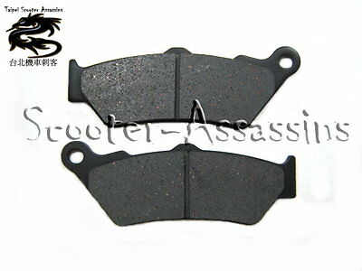 BRAKE PADS for TRIUMPH Rocket III 2300cc Classic Touring VMP-45