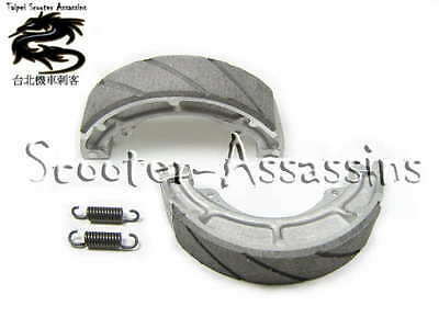 BRAKE SHOES for HYOSUNG Cruise II GA 125 F 99-04 Rear VMS-10