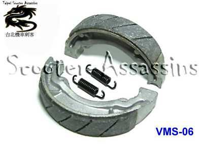 BRAKE SHOES for TGB F409 Cruise, Delivery/Express S-06