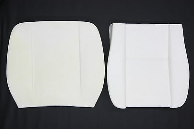 Porsche 911 / 912 Coupe / Targa Square Back Seat Pads New 1965-1968