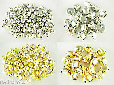 Craft Jingle Ringing Happy Gold Silver Bells MusicalInstruments PremiumHighGrade