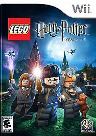 LEGO Harry Potter: Years 1-4  (Wii, 2010)