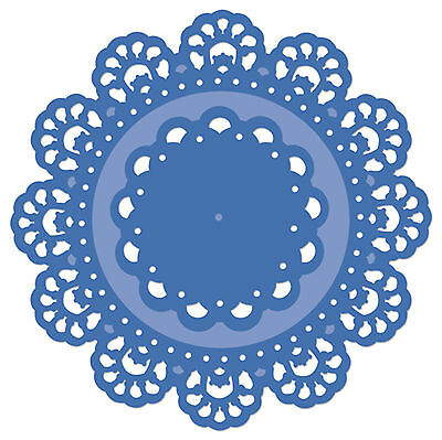 Doilies Kaisercraft Decorative Die for Cardmaking,Scrapbooking, etc