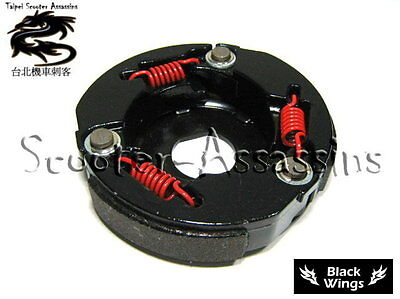 RACE CLUTCH by BLACK WINGS RACING for SUZUKI KATANA 50 AY 50