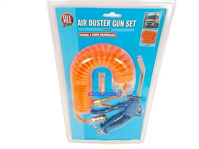 All Ride Heavy Duty Scania 13kg/cm2 Air Duster Gun suitable for Trucks and Vans