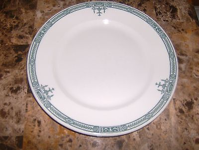 VINTAGE SCAMMELL'S TRENTON CHINA RESTAURANT DINNER PLATE
