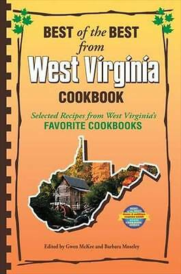 Best of the Best from West Virginia Cookbook-BRAND NEW