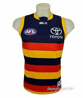 Adelaide Crows Home Guernsey 'Select Size' S-7XL BNWT5 Jumper