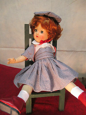 VTG IDEAL  TONI P90  DOLL----PRICE REDUCED -VGC
