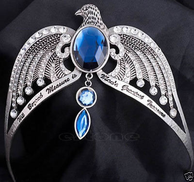 Fine Deathly Hallows prom Ravenclaw Lost Diadem Tiara Crown Horcrux