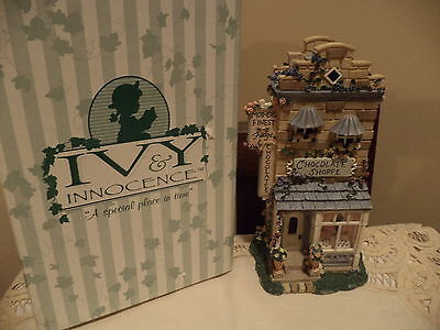 Ivy & Innocence MRS. WELLS CHOCOLATE SHOPPE - New in the Box