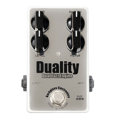 Darkglass Electronics Duality Dual Fuzz Engine Bass Guitar Effects FX Pedal