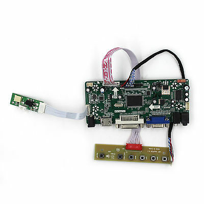 HDMI DVI VGA Audio driver board work for 10.4inch TM104SDH01 800x600 LCD panel