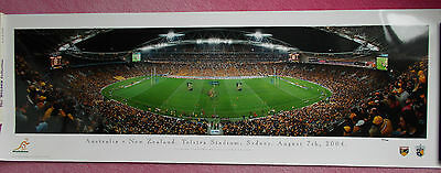 Rugby Union Photographic Print Of Aust V New Zealand 2004