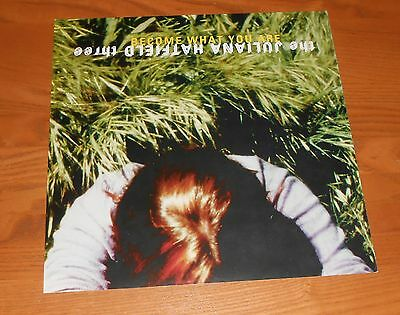 The Juliana Hatfield Three Become What You Are Poster Flat Square Promo 12x12