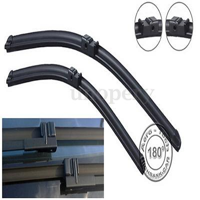 """1 Pair Flat Wiper Blades Blade 32""""30"""" For CITROEN C4 Grand Picasso 2006-2008 New"""