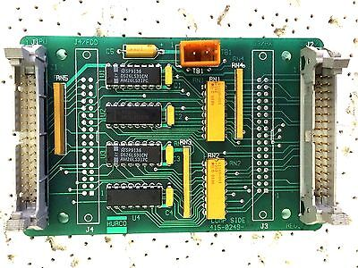 Hurco PCB Comp Side, 415-0249-002, J3,  Rev. B, Hurco BMC 30
