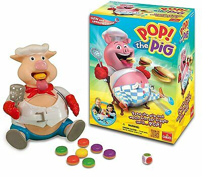 Pop The Pig New and Improved Game New